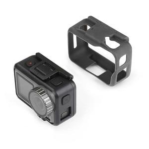 Image 2 - Schokbestendig Beschermende silicagel Lens Cover For a DJI OSMO Actie Camera Accessoires Protector Case Lens Cap For a OSMO ACTION