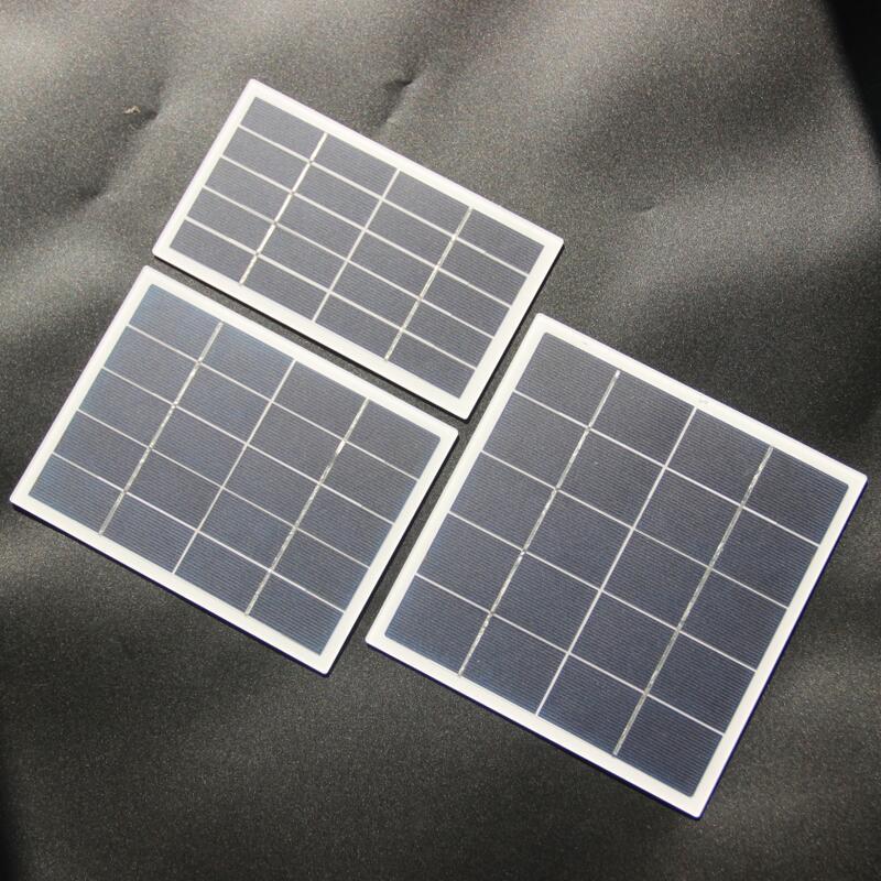 painéis solares energia solar 3.6 v carregador de bateria célula solar