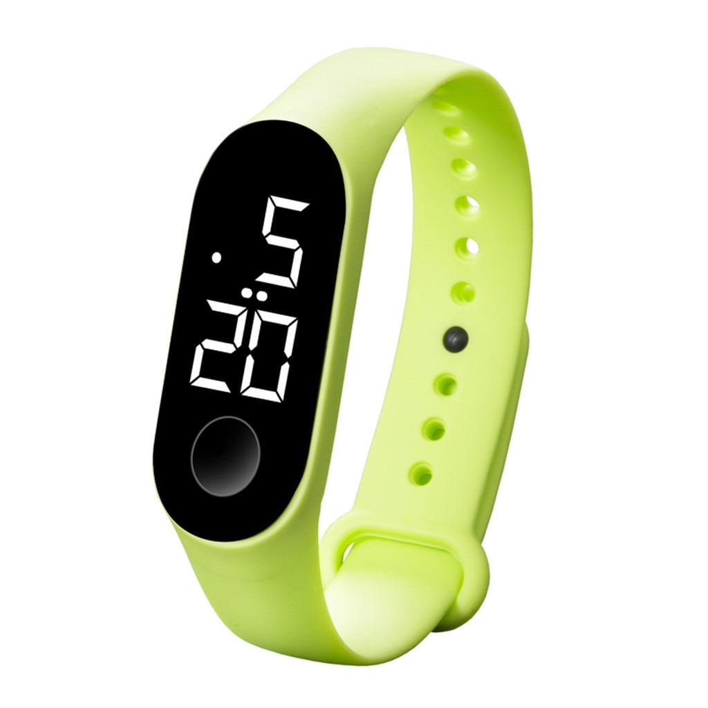 H836d5ed9b4384259a4268a6ebe8df237L LED Electronic Sports Luminous Sensor Watches Fashion Men and Women Watches Dress Watch  fashion Waterproof Men's digital Watch
