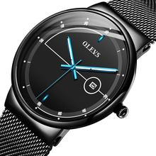 Relojes 2020 Watch Men Fashion Sport Quartz Clock Mens Watches Top Brand Luxury Business 30M Waterproof Watch Relogio Masculino