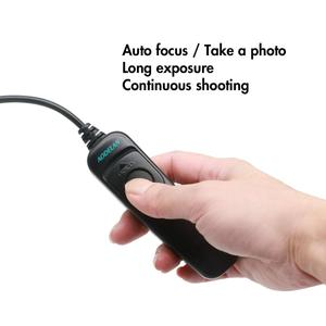 Image 4 - AODELAN N10 Shutter Release Cable Remote Control for Nikon Z6,Z7, Coolpix P1000,D90,D600,D610,D3100,D3200,D3300,D5000,D5100