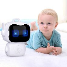Cute Children Intelligent Robot Early Education Toys Smart Teaching Toy Dialogue Touch Sensor Voice Controlled Robot