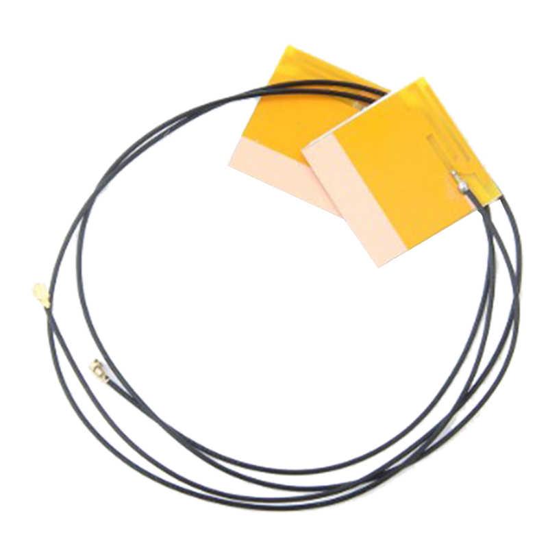 Nieuwe 1 Paar Laptop Interne Draadloze Antenne Wifi Voor Intel 6230 3160AC 7260HMW Mini Pci-E U. fl Wireless Lan Adapter Wifi Antenne