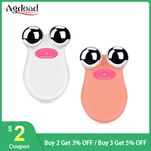 Face-Lift-Device Microcurrent Beauty-Massager Facial-Wrinkle-Remover Mini 3-Gear Skin-Rejuvenation-Tightening