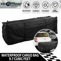 Große Kapazität Staub und Wasserdicht Gepäck Korb Auto Dach Rack Cargo Tasche Gepäck Reisetasche SUV Van für Autos Dach tasche auf