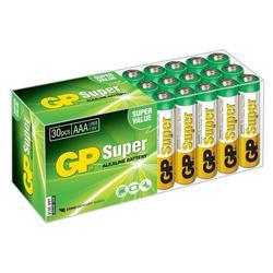 Bateria gp 24a-2crvs30 tipo: aaa (lr03) qty por ctn. 30 PCs)