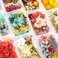 Можете выбрать настоящие сухие цветы сухие растения для ароматерапевтическая свеча эпоксидная смола кулон ожерелье ювелирных изделий Рем...