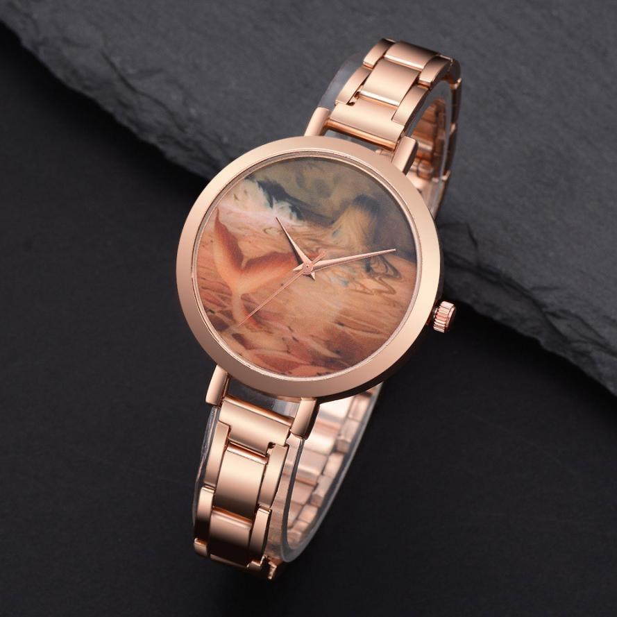 2019 Hot Lvpai Steel Belt Quartz Wrist Watch Relogio Feminino Women Watches Reloj Mujer Bayan Kol Saati Luxury Women's Watches