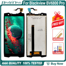 100% original para blackview bv6800 pro/bv6300 pro/bv4900 ferramentas de substituição montagem da tela
