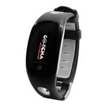 Datel go tcha evoluir pulseira de relógio inteligente para pokemon ir mais bolso captura automática para ios/para android cinza/verde/azul