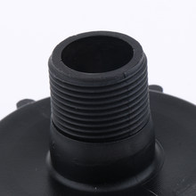 2 inch IBC Tote Tank Valve Adapter Connector, S60x6 Coarse Thread to 1 inch Male, for Hose Pipe, Durable(China)