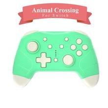 Bosque de animales para Nintendo Switch Pro Switch Lite, mando Bluetooth, juego inalámbrico, accesorios de juego