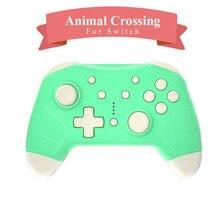 בעלי החיים יער עבור Nintend מתג פרו מתג לייט Bluetooth בקר אלחוטי בקר משחק Gamepad משחק אבזרים