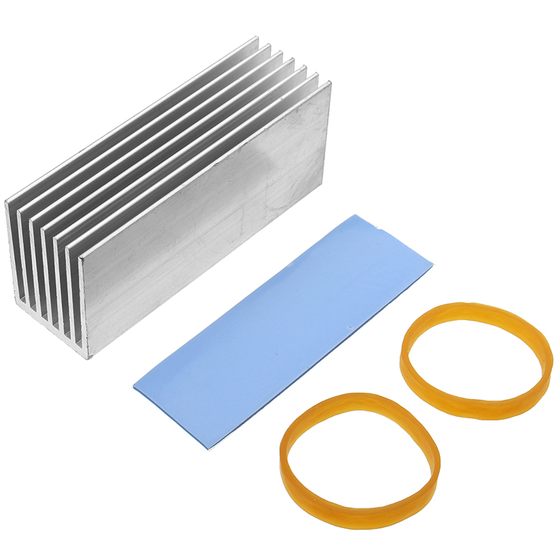 Aluminum M.2 Nvme Ssd Heatsink Cooling Heat Dissipation M.2 Solid State Hard Drive Radiator Cooler for Ssd