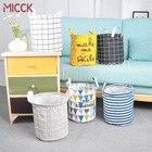 MICCK Folding Laundr...
