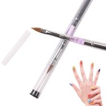 1 Pcs Nail Art Brush Pen Painting Drawing Manicure Tool DIY