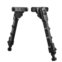 Naugelf Tactical Support Tripod with Side Mount, Heavy Duty, Lightweight, Adjustable Folding Legs