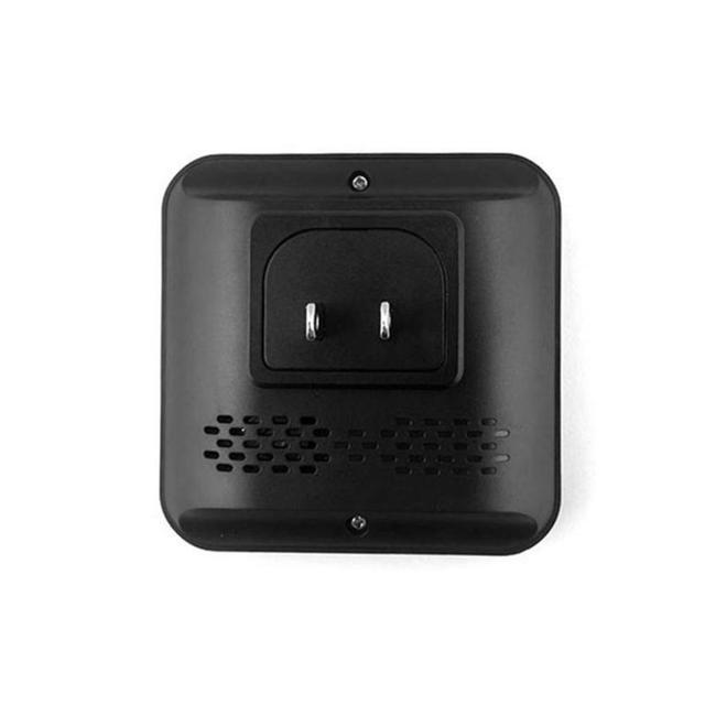 Bezprzewodowy pilot Wifi inteligentny dzwonek dzwonek do drzwi dzwonek do drzwi Ding Dong maszyna wideo aparat telefon domofon System alarmowy do domu