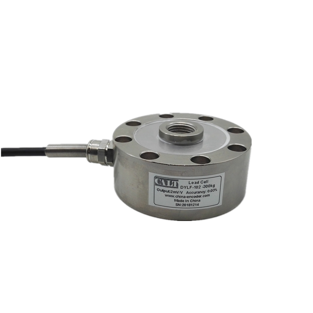 CALT 5000kg capacity Anti-partial load spoke loadcell for Batching scales, hopper scales