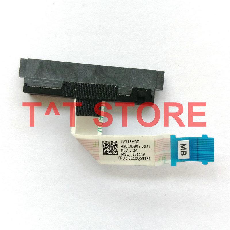 Оригинальный гибкий кабель для жесткого диска V330-15ikb V130 -15IGM 5C10Q59981 450.0DB03.0021 работает хорошо, бесплатная доставка