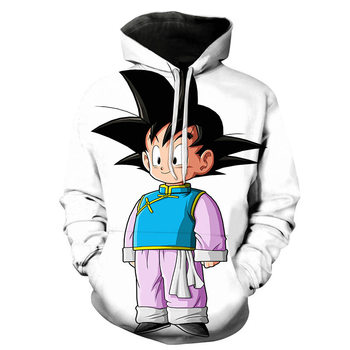 New 3D printed sweatshirt hooded casual all-match men's hip-hop clothing fashion street style hot sale S-4XL