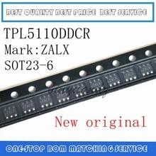 5PCS/LOT TPL5110DDCR TPL5110DDCT TPL5110 ZALX IC 6 SOT