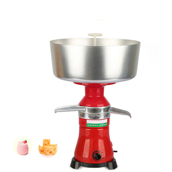 Jamielin Electric Milk Ice Cream Separator Skimming Machine aluminum Alloy  Centrifugal Cream Separator