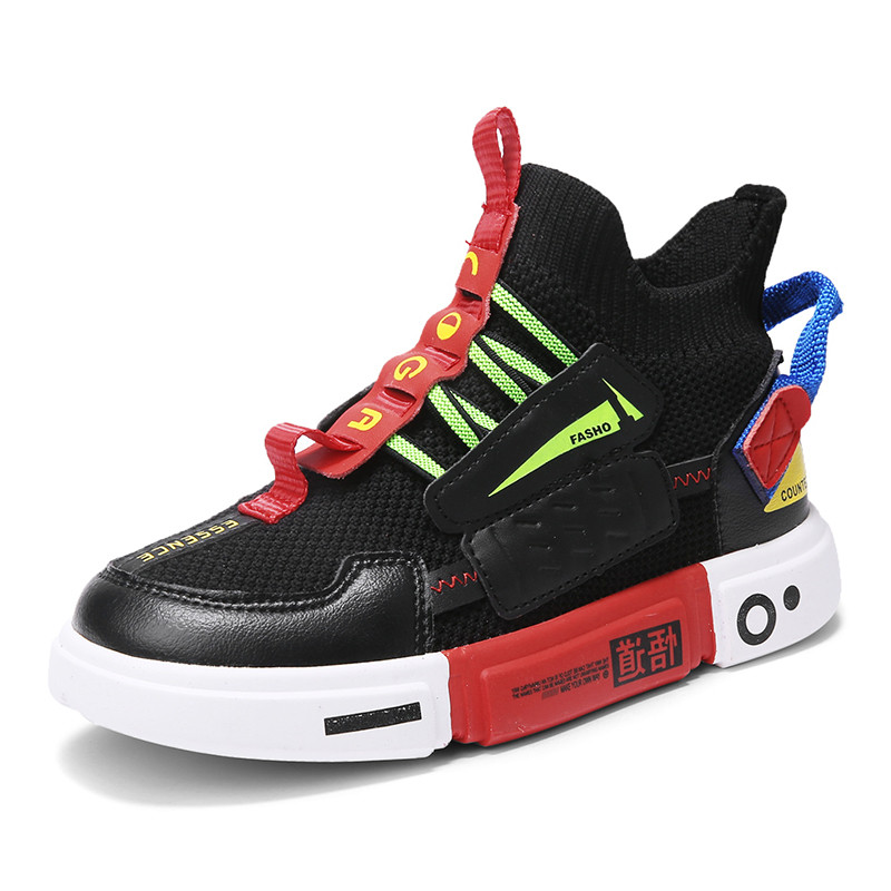 2020 Spring Children Sneakers Boys Shoes Girls Fashion Casual Kids Shoes For Boy Sport Running Child Shoes Chaussure Enfant 1922