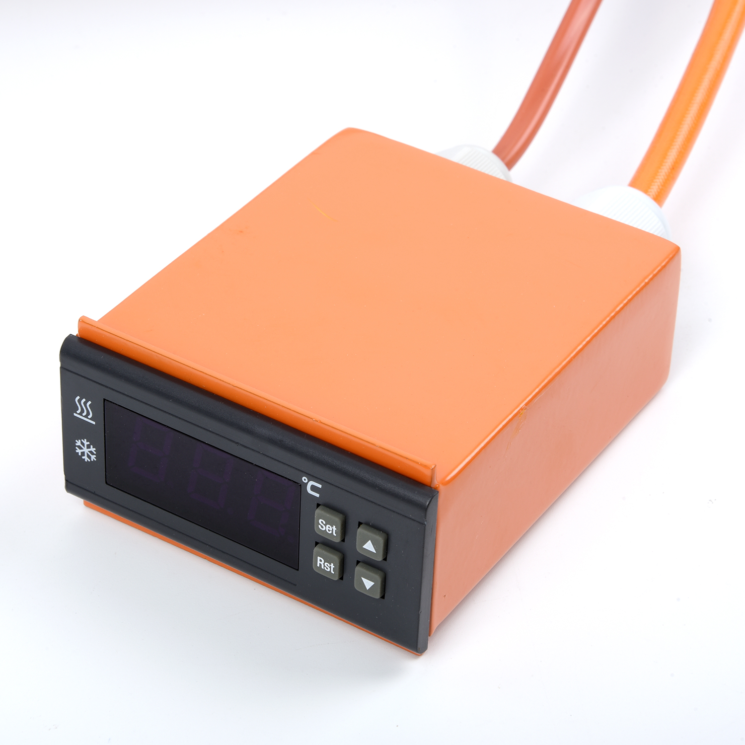 6X36 1200W Silicone Heater Thermal Blanket Side Bending Digital Controller