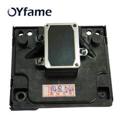 OYfame 100% nouveau et original F181010 Tête D'impression Tête d'impression pour Epson T10 T13 T20 T21 T22 T23 T24 T25 T26 T27 L100 L200 Tête D'impression