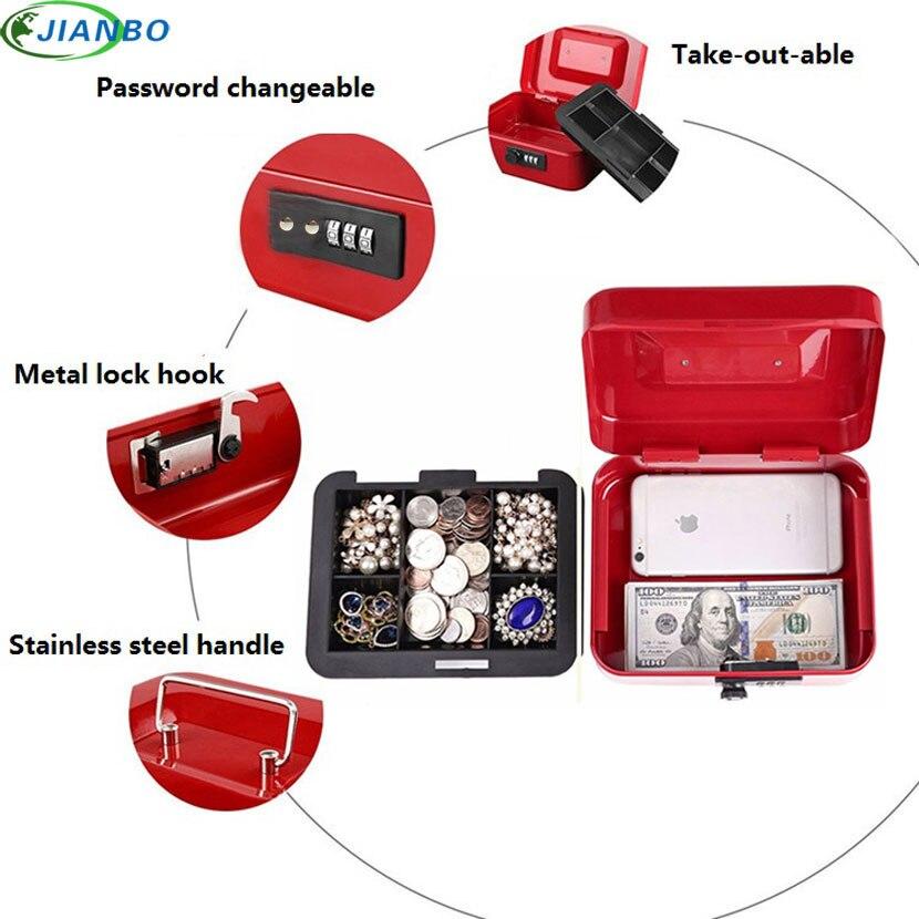 New Black Key Box Magnetic Safe Car Key Holder Box Outdoor Stash With Magnet For Home Office Car Truck Safes Caravan Secret Box