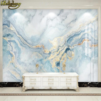 beibehang Custom photo mural wallpaper Modern Marble Jazz White wallpapers for living room TV Background Wall Painting
