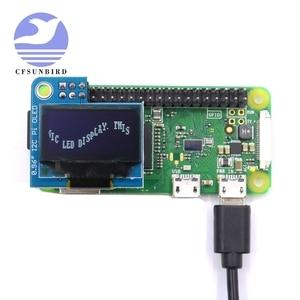 Image 2 - PiOLED   128x64 0.96inch OLED Display Module for Raspberry Pi 4
