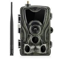 Cellular Mobile Hunting Camera 2G MMS SMS GSM 16MP 1080P Infrared Wireless Night Vision Wildlife Hunting Trail Camera HC801M