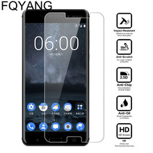 FQYANG 2PCS 0.26MM 9H Tempered Glass For NOKIA Lumia 830 920 925 930 950 XL 1 2 3 5 6 7 8 Screen Protector Protective Film