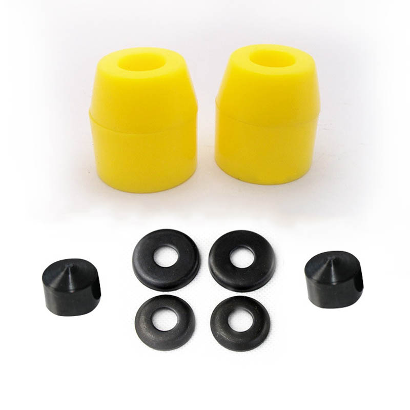 Polyurethane Skateboard Shock Absorbers Sports Protection Bushings Washers
