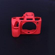 Мягкий силиконовый защитный чехол для камеры SONY Alpha A7III A7 Mark 3 A7RM3 A7R3 A7RIII A7M3 A9
