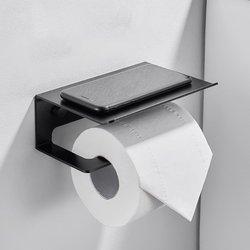 Лидер продаж высокое качество Ванная комната держатель рулона Нержавеющаясталь мобильный телефон Бумага Полотенца держатель туалетной Б...