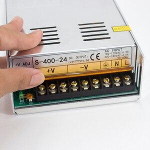 Image 5 - S 400W 12v 24v 48 12v ホット販売 CCTV カメラ AC DC 30 アンプ電源