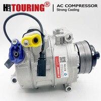7SEU17C AC Compressor For Audi Q7 A8 R8 A6 S4 S5 4.2L 05 12 For Volkswagen Touaregs 4.2L 4F0260805AD 4F0260805AH 4F0260805E