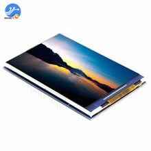 Módulo de pantalla LCD TFT de 3,5 pulgadas, Ultra HD, RGB, a todo Color, 320X480, Arduino UNO Mega2560, con Panel táctil, módulo de pantalla del controlador