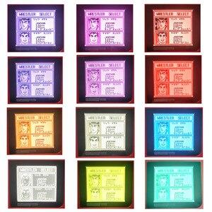 Image 5 - FUNNYPLAYING FÜR GBP/GBL IPS LCD RETRO PIXEL KIT HOHE LICHT HINTERGRUNDBELEUCHTUNG HELLIGKEIT 36 retro farbe kombinationen FÜR GAMEBOY TASCHE