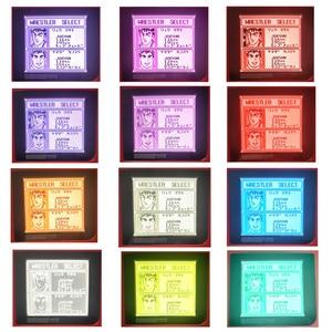Image 5 - Funnyplay ل GBP/GBL IPS LCD ريترو بكسل عدة عالية ضوء الخلفية سطوع 36 تركيبات الألوان الرجعية ل جيب GAMEBOY