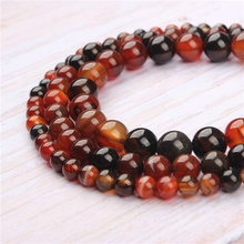 Dream Agate Natural Stone Beads For Jewelry Making Diy Bracelet Necklace 4/6/8/10/12 mm Wholesale Strand