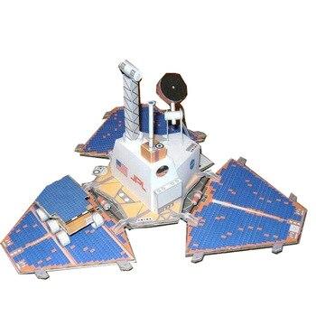 1:12 Mars Pathfinder DIY 3D Paper Card Model Building Sets Construction Toys Educational Toys Military Model 1