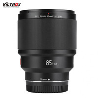 New VILTROX 85MM F1.8 Large Aperture Automatic Focus Lens for Fujifilm X Mount Focus Lens
