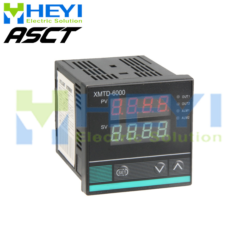 XMTD-6000 Series Temperature Controller Can Add Need Functions New Multi-function Temperature Controller (Please Contact Custome