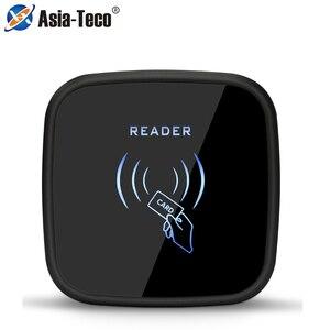 Long Range RFID Card Reader 125KHZ 13.56KHZ Wiegand26 Proximity RFID Card Access Control Reader Wiegand26 output IP65 Waterproof