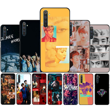 SHINee KPOP Boy group Silicone Phone Case for OPPO