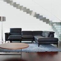 living room Sofa set диван furniture мебель кровать muebles de sala L shape recliner fabric sofa cama puff asiento sala futon